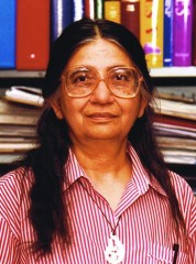 Photograph of Manju Kapoor
