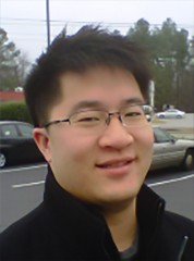 Photograph of Anthony Tang