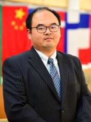 Photograph of Hao Lu