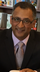 Photograph of Kamaal Zaidi