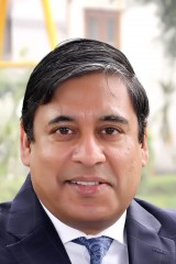 Photograph of Anup Srivastava
