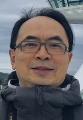 Photograph of Philip Chang