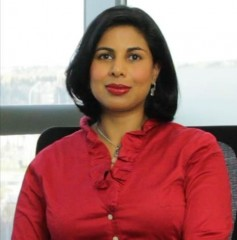 Photograph of Aliya Kassam